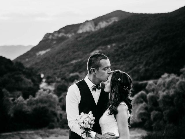 Le mariage de Fabien et Isabelle à Nyons, Drôme 41
