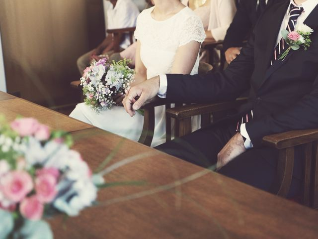 Le mariage de Erwan et Julie à Heiligenberg, Bas Rhin 3