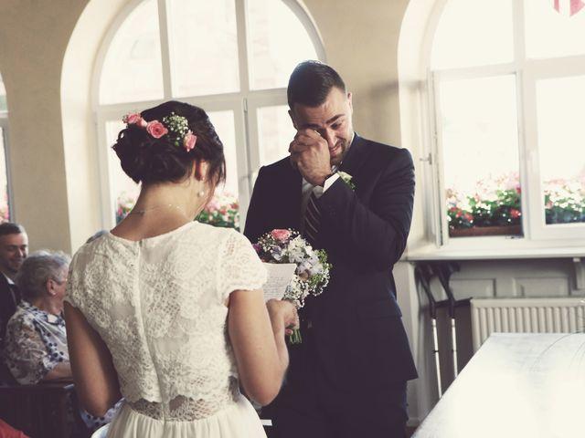 Le mariage de Erwan et Julie à Heiligenberg, Bas Rhin 4
