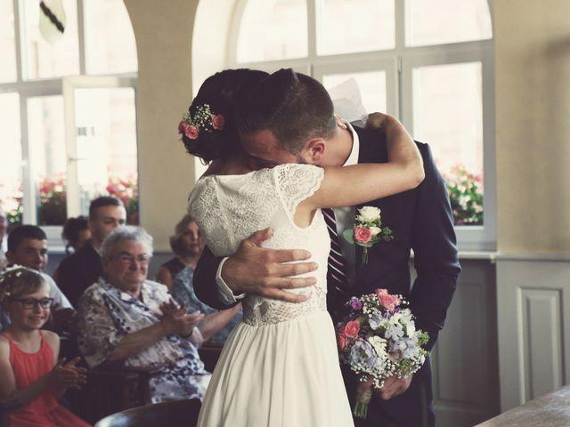 Le mariage de Erwan et Julie à Heiligenberg, Bas Rhin 5
