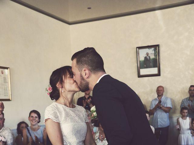 Le mariage de Erwan et Julie à Heiligenberg, Bas Rhin 6