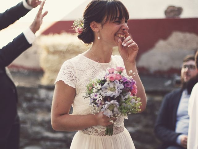 Le mariage de Erwan et Julie à Heiligenberg, Bas Rhin 12