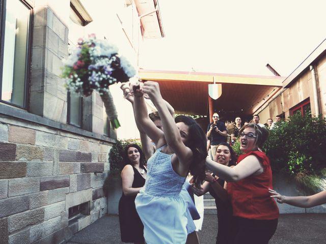 Le mariage de Erwan et Julie à Heiligenberg, Bas Rhin 13