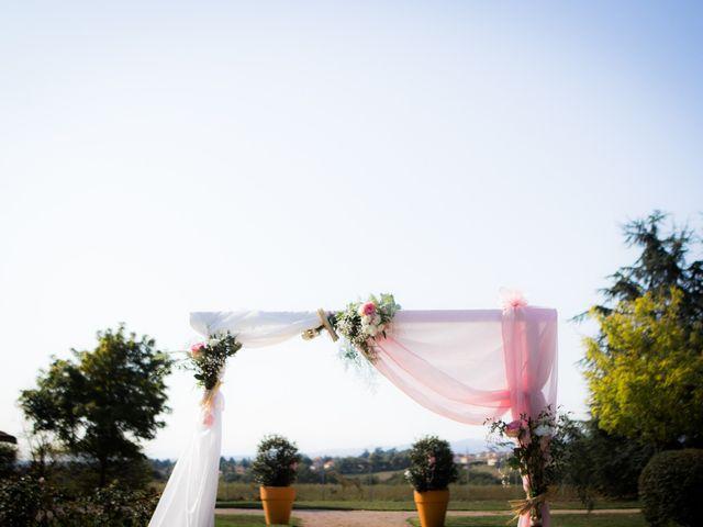 Le mariage de Maxence et Pauline à Grézieu-la-Varenne, Rhône 6