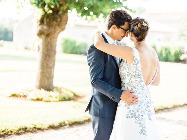 Le mariage de Ludivine et Zacharie