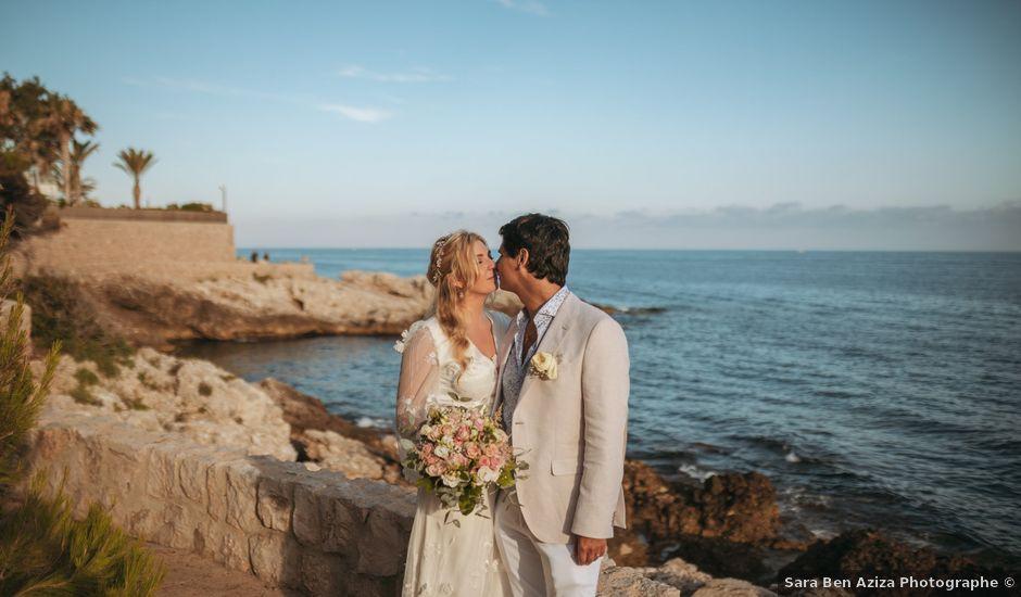 Le mariage de Enguerran et Sandra à Cap-d'Ail, Alpes-Maritimes