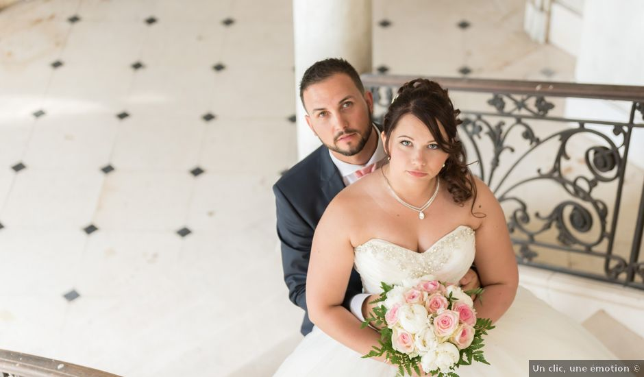 Le mariage de Christofer et Magalie à Bon-Encontre, Lot-et-Garonne