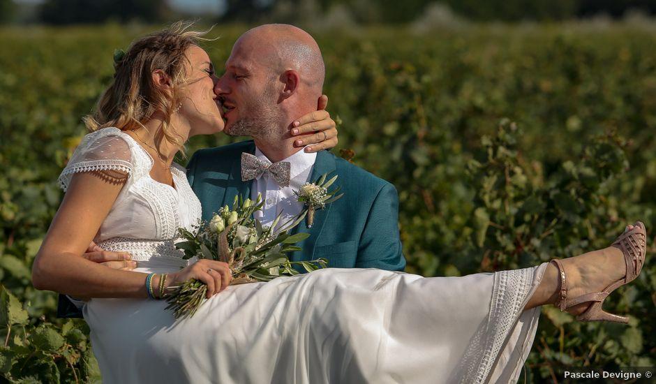 Le mariage de Laurent et Sandrine à Beaucaire, Gard