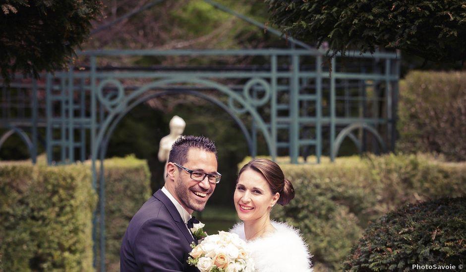 Le mariage de Jérôme et Sylvia à La Ravoire, Savoie