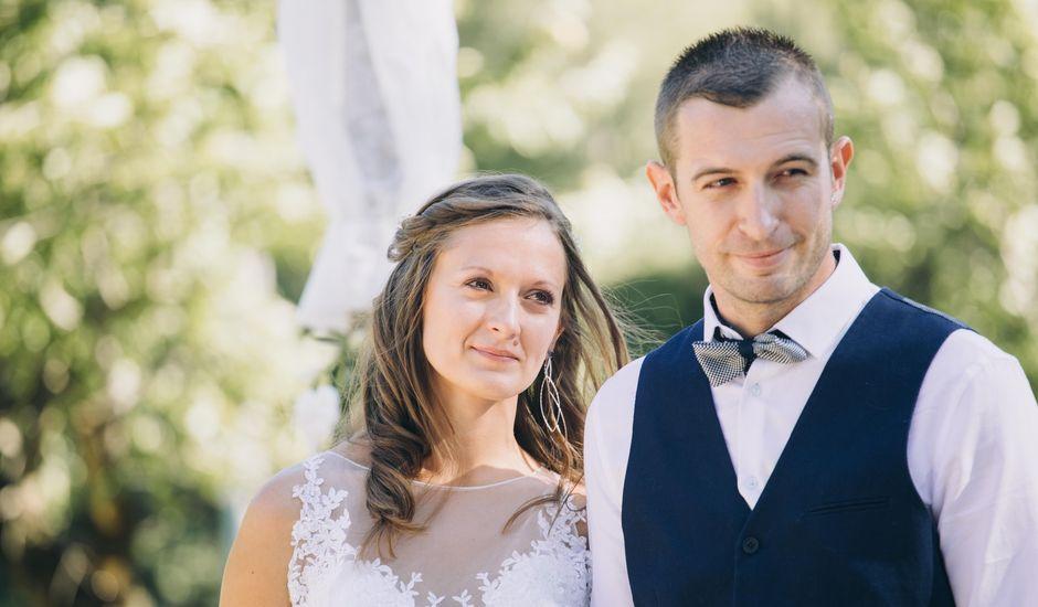 Le mariage de Fabien et Isabelle à Nyons, Drôme