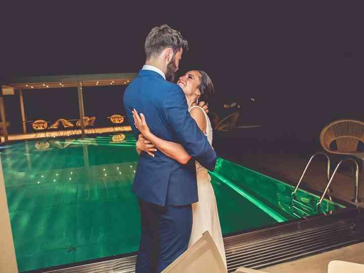 Le mariage de Paula et Loïc