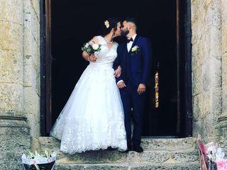 Le mariage de Segolene  et Tiago