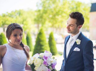 Le mariage de Nati et Thomas