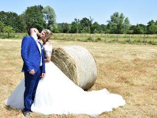 Le mariage de Laurie et Willy