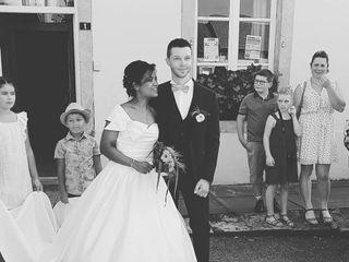Le mariage de Corinne et Jon