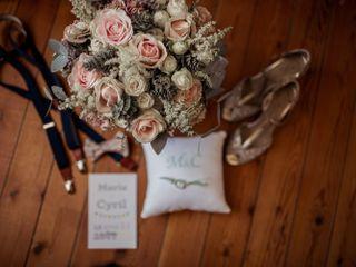 Le mariage de Marie et Cyril 1