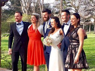 Le mariage de Paula et Loïc  1