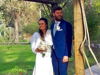 Le mariage de Paula et Loïc  2