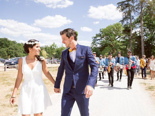Le mariage de Paul et Marie à Tours, Indre-et-Loire 14