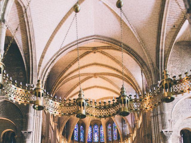 Le mariage de Stéphane et Célia à Reims, Marne 5