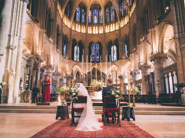 Le mariage de Stéphane et Célia à Reims, Marne 7