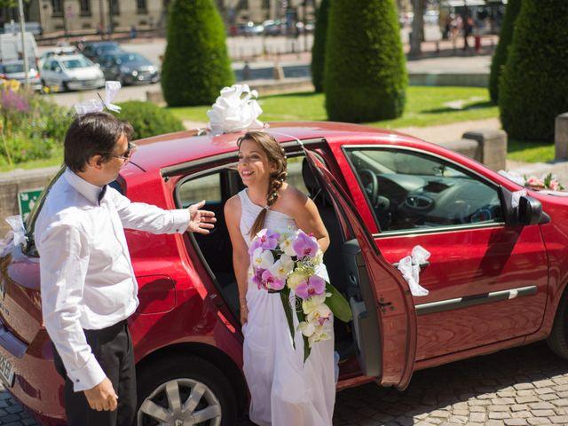 Le mariage de Thomas et Nati à Versailles, Yvelines 1