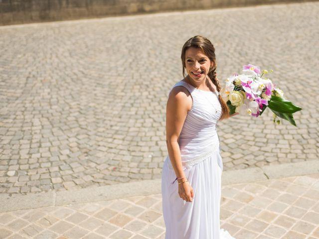 Le mariage de Thomas et Nati à Versailles, Yvelines 2