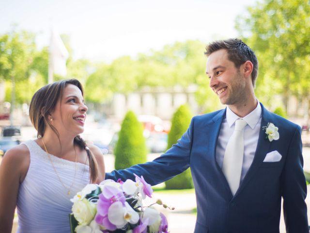 Le mariage de Thomas et Nati à Versailles, Yvelines 6
