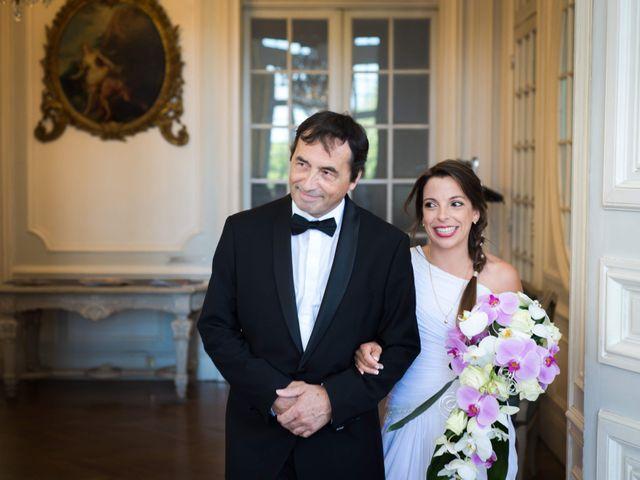 Le mariage de Thomas et Nati à Versailles, Yvelines 7