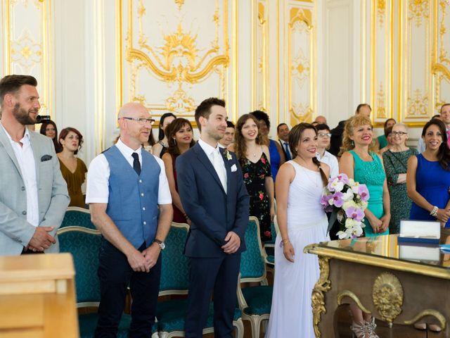 Le mariage de Thomas et Nati à Versailles, Yvelines 8