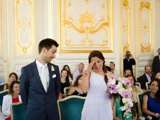 Le mariage de Thomas et Nati à Versailles, Yvelines 10