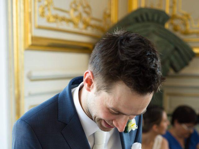 Le mariage de Thomas et Nati à Versailles, Yvelines 12