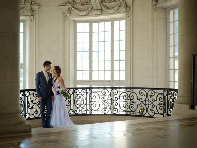 Le mariage de Thomas et Nati à Versailles, Yvelines 15