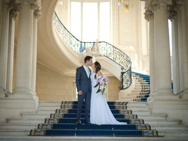Le mariage de Thomas et Nati à Versailles, Yvelines 16