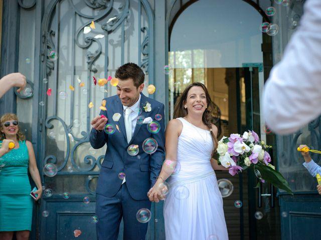 Le mariage de Thomas et Nati à Versailles, Yvelines 17