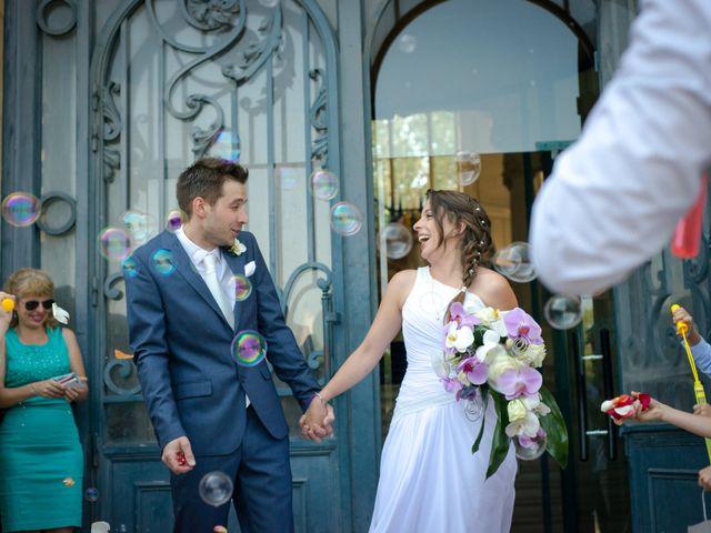 Le mariage de Thomas et Nati à Versailles, Yvelines 18