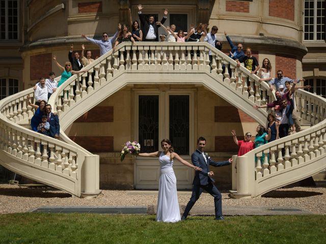 Le mariage de Thomas et Nati à Versailles, Yvelines 19