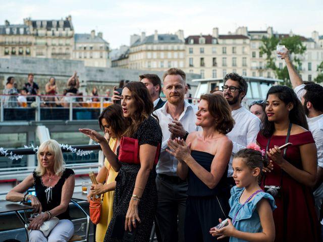 Le mariage de Thomas et Nati à Versailles, Yvelines 29