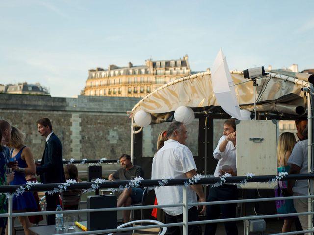 Le mariage de Thomas et Nati à Versailles, Yvelines 23