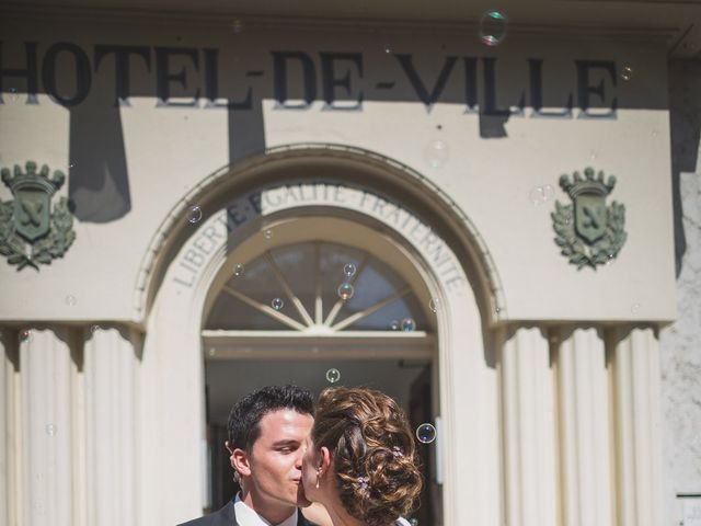 Le mariage de Adrien et Laurie à Villeneuve-Loubet, Alpes-Maritimes 8
