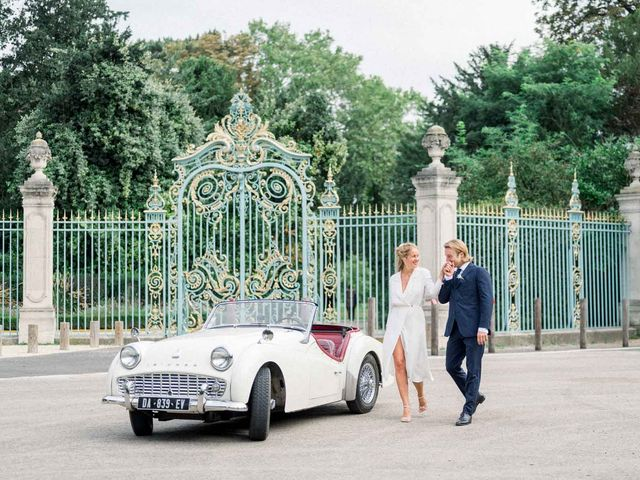 Le mariage de Victor et Virginie à Neuilly-sur-Seine, Hauts-de-Seine 2