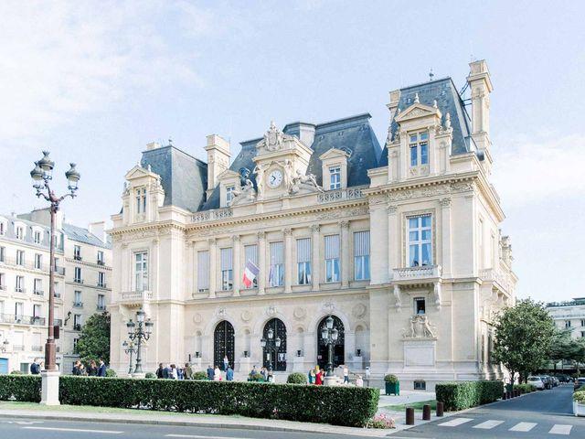 Le mariage de Victor et Virginie à Neuilly-sur-Seine, Hauts-de-Seine 6