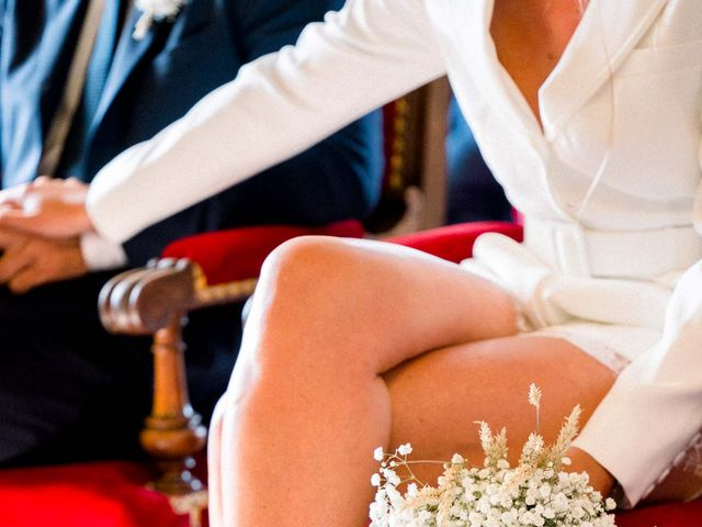 Le mariage de Victor et Virginie à Neuilly-sur-Seine, Hauts-de-Seine 8