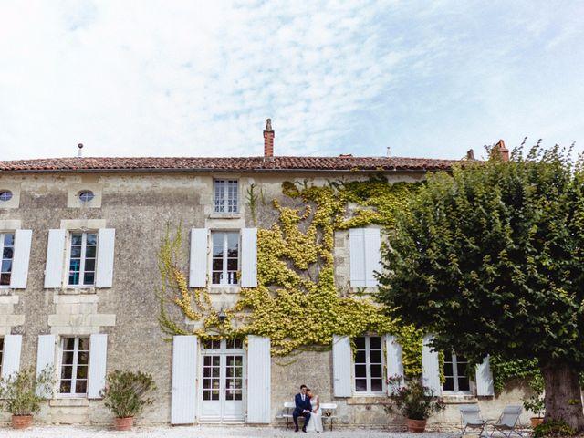 Le mariage de Clément et Anne à Saint-Symphorien, Deux-Sèvres 2