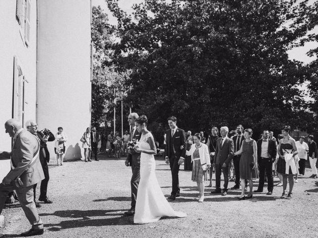 Le mariage de Clément et Anne à Saint-Symphorien, Deux-Sèvres 17