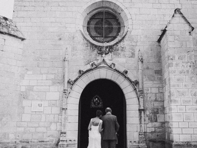 Le mariage de Clément et Anne à Saint-Symphorien, Deux-Sèvres 21
