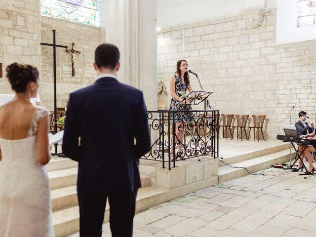 Le mariage de Clément et Anne à Saint-Symphorien, Deux-Sèvres 26