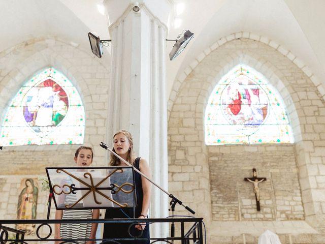 Le mariage de Clément et Anne à Saint-Symphorien, Deux-Sèvres 28