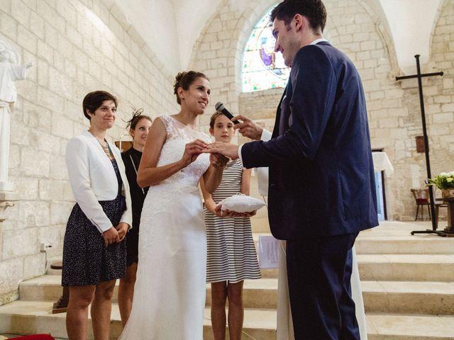 Le mariage de Clément et Anne à Saint-Symphorien, Deux-Sèvres 32