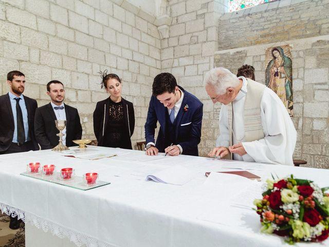 Le mariage de Clément et Anne à Saint-Symphorien, Deux-Sèvres 34